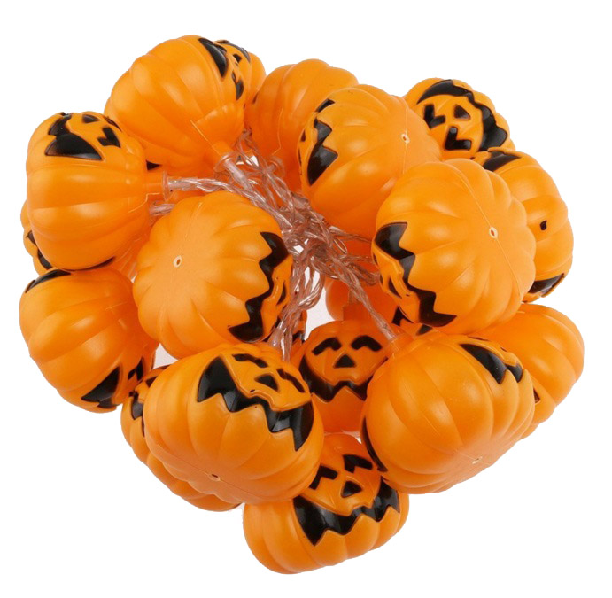 Pumpkin led fairy string halloween led decorative string
