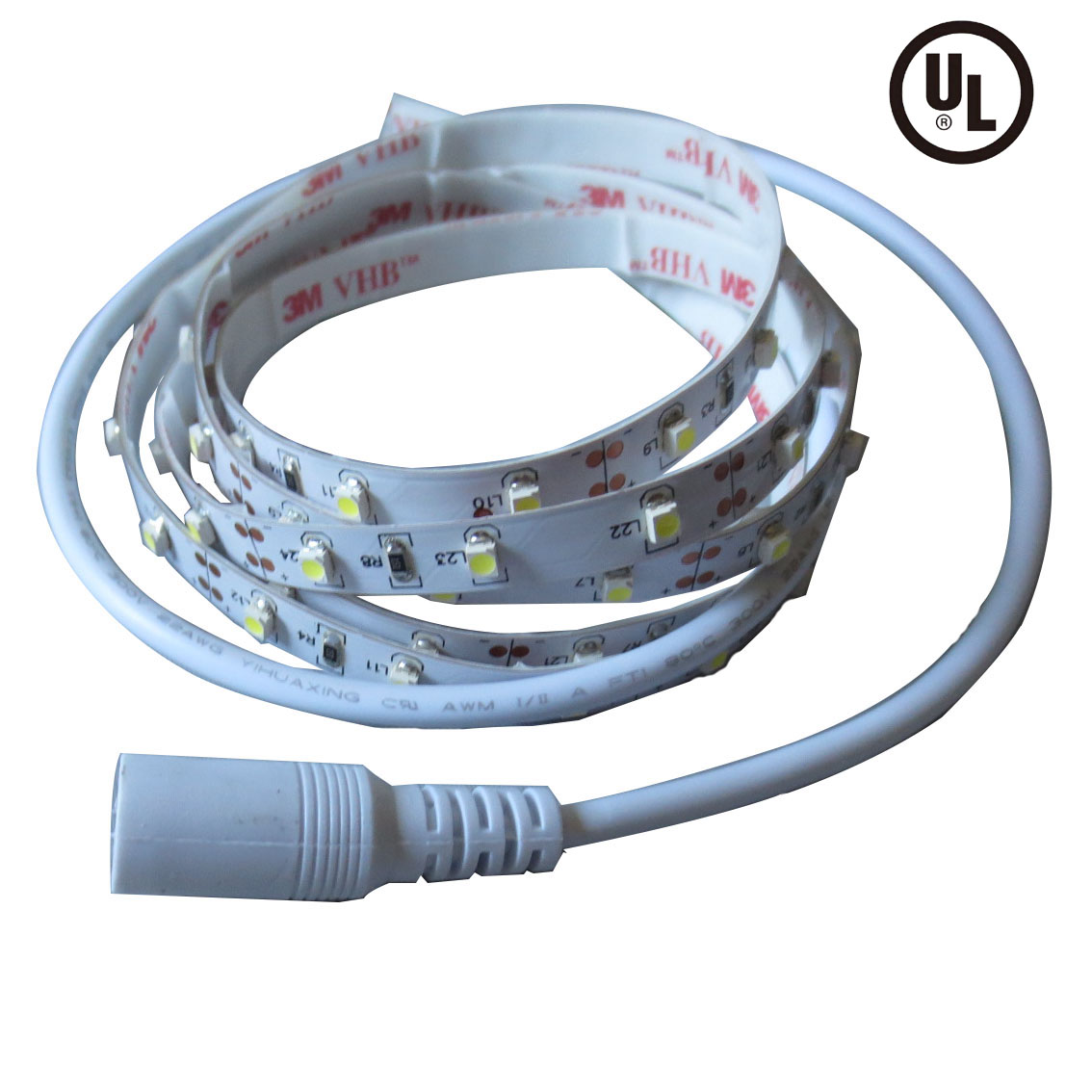 smd3528 led strip 60led/m UL led strip