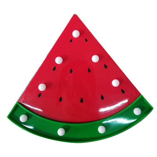 Watermelon led marquee light summer decoration